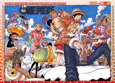 Color Spread One Piece 811