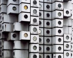 Nakagin Capsule Tower - Chambre237