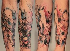 women sleeve tattoo ideas 9