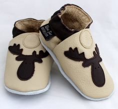 Mini Toes soft sole leather BABY shoes cream Moose pick your size Leather Baby Shoes, Leather Booties, Moose Nursery, Cream Shoes, Wishes For Baby, Boy Shoes, Baby Time, Baby Booties, Baby Sewing