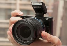 With excellent raw photos for a sub-$1,000 model, a nicely designed user interface, and a broad set of sharing features, the Samsung NX210 is a solid option for enthusiast photographers. http://cnet.co/JhhlsI