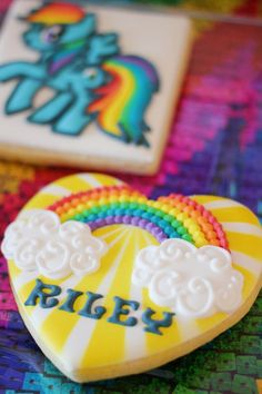 Trend Alert: My Little Pony Rainbow Party // Hostess with the Mostess®