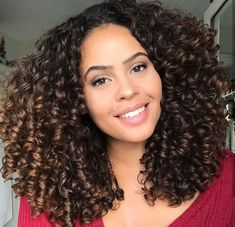 95 easy on the go hairstyles for naturally curly hair - Hairstyles Trends Curly Hair Styles, Big Curly Hair, Curly Hair Cuts, Natural Hair Styles, Big Chop, Blond, Gorgeous Hair, Hair Type, Hair Goals