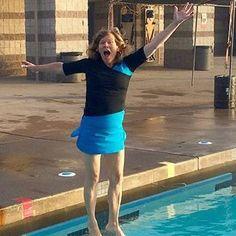 Love my new HydroChic chlorine-proof swimwear! Great for travel! -Nancy B. #hydrochicswimwear #swimwear #activewear #swim #sport #travel #pool #sunprotection #chlorineproof #swimtogym #customer #happycustomer #modest #missy #plussize #gym #fitness #work
