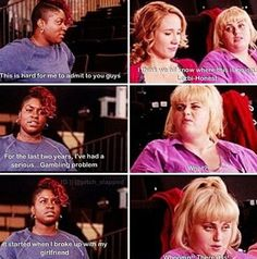 Pitch perfect!