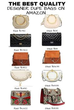 These steals are some of the best finds in terms of quality and price as they are all made of genuine leather!