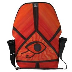 Eye Of Horus: Ancient Light SDL Bag 2 Courier Bags