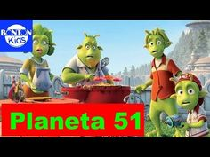 Planeta 51 (celý film) - YouTube Film, Country, Youtube, Fictional Characters, Art, Movie, Art Background, Film Stock, Rural Area