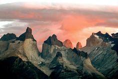 Parque Nacional Torres del Paine Photos at Frommer's - Torres del Paine National Park in Chile.