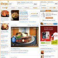 Top 10 Online Recipe Websites #recipes Food Tips, Food Hacks, Recipe Websites, Food Website, Baking Recipes, Top, Cooking Recipes, Food Stamps, Grilling Recipes