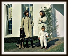 The Bouvier Sisters — with Jacqueline Kennedy Onassis and Lee Radziwill.