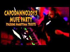 Ary Roby Mix Capodanno 2015 Mufe Party Stazione Marittima Trieste