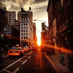 Instagram Photo Feed on the Web - Gramfeed | # manhattanhenge