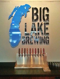 Big Lake Brewing in Holland, MI