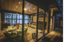 Salvoksen suosituin mökkimallisto on Haka, jonka kahta erillistä mökkiosaa yhdistää katettu ja lasitettu terassi. Mökin toisessa osassa on tilava tupakeittiö, makuuhuone sekä kylpyhuone. Lasiterassin toisella puolella on pieni makuuhuone, joka soveltuu vaikkapa vierashuoneeksi. Salvoksen toimittamien valmismökkien hinnat ovat keskinmäärin 40 000-150 000 euroa varustelutasosta ja koosta riippuen. Katso Salvoksen taipuisa moduulimallisto www.salvos.fi