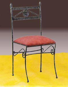 Muebles de Hierro Forjado - Van Gogh