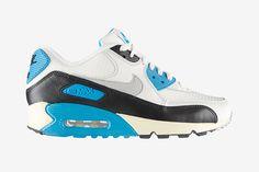 NIKE AIR MAX 90 (LASER BLUE) | Sneaker Freaker