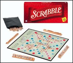 Remember the feeling of sitting down with your mother or father for a leisurely game of Scrabble on a rainy Sunday afternoon? Family time may have shrunk over the years, but the game hasn't changed a bit. Play it and expand the afternoon. Ages 8+.