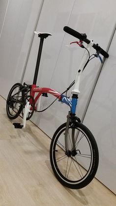 Blackburn Buccaneer, Folding Bicycle, Urban Bike, Brompton, Bicycling, Cool Bikes, Blue Orange, Touring, Cars