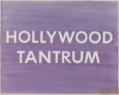 Pay Nothing Until April', Edward Ruscha | Tate
