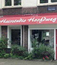 Haarstudio Hoofdweg.