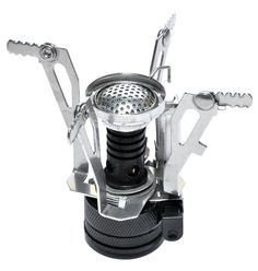 BARGAIN Ultralight Backpacking Canister Camp Stove with Piezo Ignition JUST £3.99 At Amazon - Gratisfaction UK Flash Bargains #flashbargains #gratcamping
