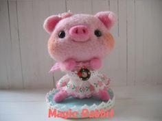 【Magic Rabbit】Feltneedle wool