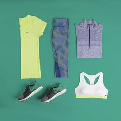All geared up. Ready to run. #ootd