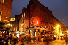 Vista da região de Dublin 2, um dos bairros com concentração de pubs na capital da Irlanda (foto: Ed... - Fornecido por Viagem em Pauta