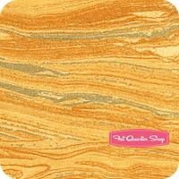 Artisan Spirit Sandscapes Metallic Sunglow Striations Yardage SKU# 20474M-58