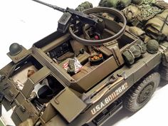 M20 Greyhound Tamiya kit 1/35 Us Armor, Ww2 History, Model Tanks, Military Modelling, Elm Street, Military Weapons, Greyhounds, Armored Vehicles, Tamiya