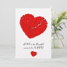 Shop love happy diy holiday card created by mwstudios. New Boyfriend Gifts, Valentines Day Gifts Boyfriends, Handmade Gifts For Girlfriend, Diy Gift For Bff, Diy Gifts To Sell, Diy Gifts For Mothers, Valentine Gifts For Girlfriend, Valentine Day Cards, Valentines Diy