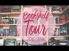 ✳ MY BOOKSHELF TOUR || 2016 Edition Ep.2 ✳ - YouTube