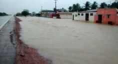 IPANGUAÇU AGORA: EMPARN destaca que a maior chuva na região do Mato...