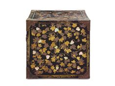 A Lacquer Cabinet Commissioned by the Portuguese MOMOYAMA PERIOD (LATE 16TH CENTURY)