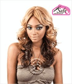 Isis Collection Premium Synthetic Hair Bang Plus BP-09