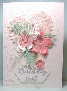 Stampin' Up! Botanical Bloom, builder, Jamilla's Stampin' Grounds: A special birthday!