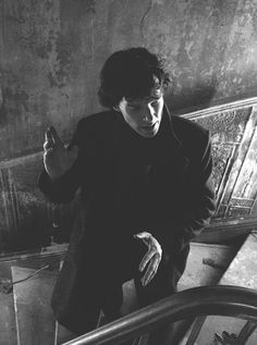 I should really stop pinning Sherlock stuff, but I can't.  Sherlock--I love when he does this with his hands. So sexy.