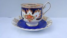 Royal Albert England Bone China Cup and Saucer Royalty & Regal Series Pattern