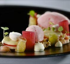 2 star Michelin dessert