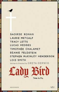 Lady Bird 2017 Full Movie Free Download 720p Bluray featuring Saoirse Ronan in the lead role of young rebellion girl. English comedy movie Lady Bird free download or watch 1080p proper bluray 5.1 channel for home cinema.