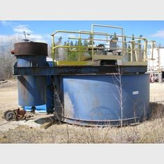 Enviroclear thickener supplier worldwide - Used Enviroclear C-11646 thickener for sale - Savona Equipment