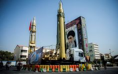 Non-Negotiable: Iran Refuses to Discuss Its Ballistic Missile Program - Sputnik International