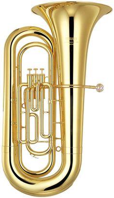 Yamaha YBB-201WC Standard Series 4/4 BBb Tuba