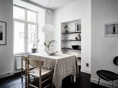 Unik lägenhet med rofyllt läge i hjärtat av Vasastaden - Stadshem