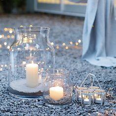 Pablo Glass Vase - Small | The White Company Large: £65.00  Small: £25 http://www.thewhitecompany.com/home-accessories/decorative-accessories/pablo-glass-vase--large/