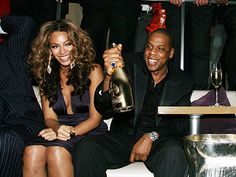 The couple that gets paid together, stays together.... Mr and Mrs Carter!!