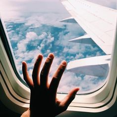 See more ideas about plane photography, plane and travel plane. Oh The Places You'll Go, Places To Visit, Maria Nila, Tumblr Image, Foto Pose, To Infinity And Beyond, Adventure Is Out There, Wanderlust Travel, Adventure Travel