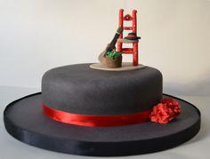 Simply Cakes: Tablao/Tarta flamenca