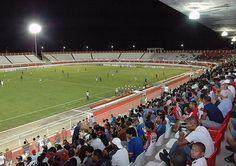 Estádio Antônio de Figueiredo Carneiro - Alagoinhas (BA) - Capacidade: 12 mil - Clubes: Atlético e Catuense (Catu)